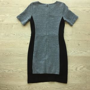 J. Crew Dresses - J.Crew Colorblock Paneled Stretch Dress   Size 8